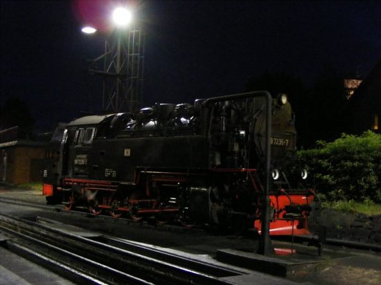 Harz Steam Railway