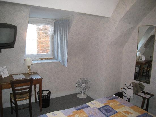 Hotel du Cygne: la fenêtre
