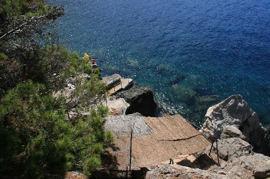 Es Moli Hotel: Es Moli Cove
