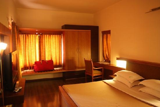 "Hotel Malligi: ""Luxury"" room"