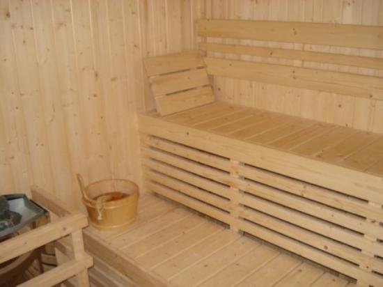 69 Guest House & Sauna : Sauna