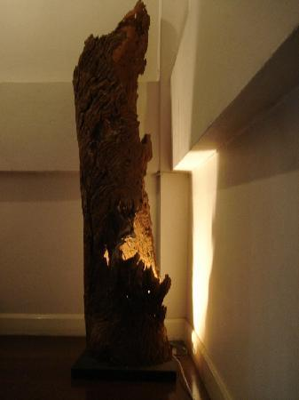 69 Guest House & Sauna : decor