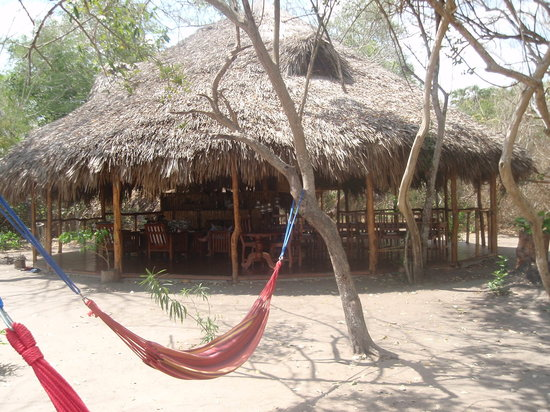 Selous Great Water Lodge: Restaurantbereich