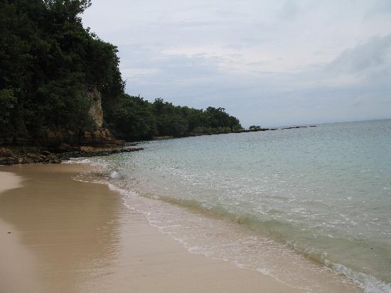 Contadora Island Inn: Playa nogo nogo