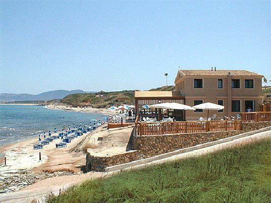 Ristorante della Locanda Del Mare da Roberto: vista ristorante