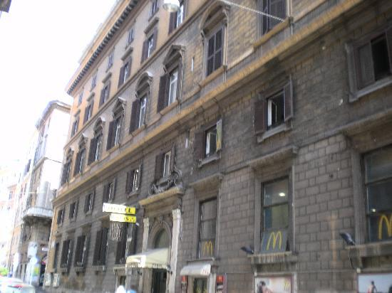 Titulo Picture Of Paris Hotel Rome Rome Tripadvisor