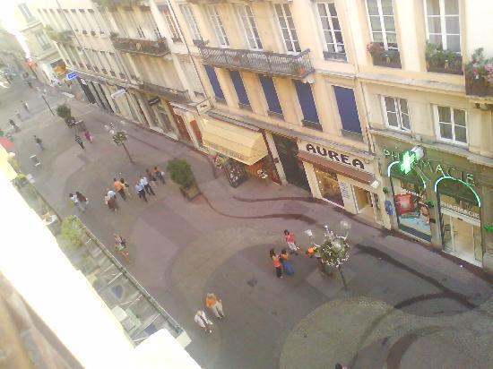 Hotel d'Azur : Von oben
