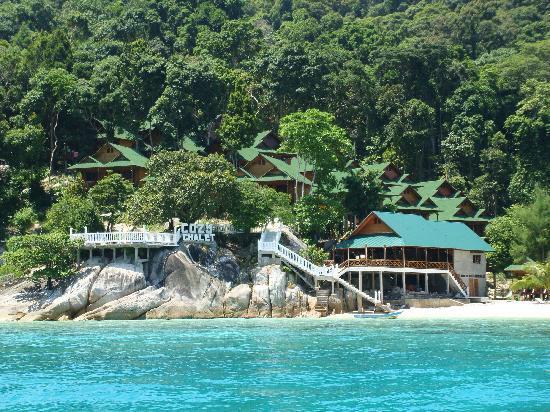 Malasia: Perenthian Island