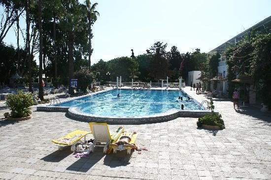 Hotel Movie Gate: una de las piscinas