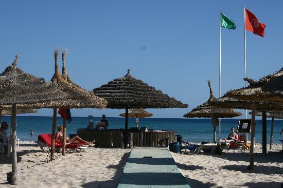 Hotel Movie Gate: playa