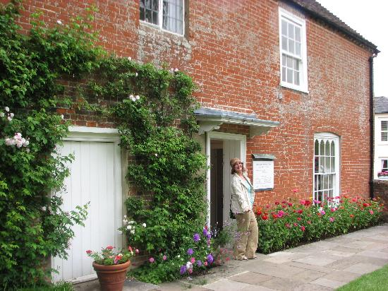Chawton, UK: Jane Austen's House