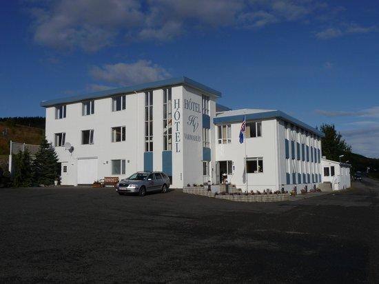 Hotel Varmahlid: Hôtel Varmahlið