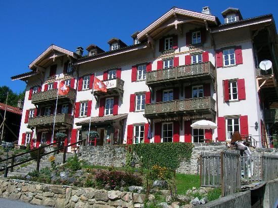 Hotel du Pillon: albergo