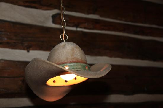 Great Cowboy Hat Lights Picture Of Desperados Cowboy Restaurant Hill City Tripadvisor