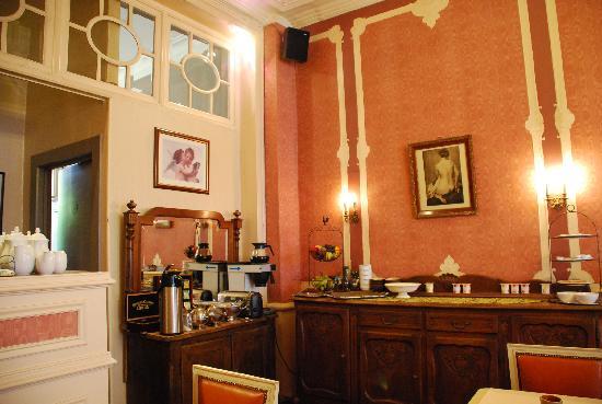Hotel Van Eyck: otra vista