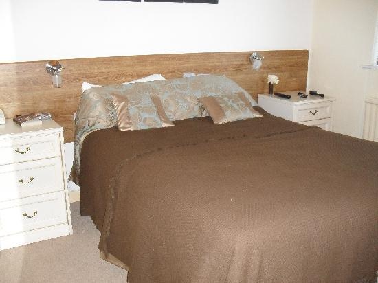The Salutation Inn: Comfortable Double Room