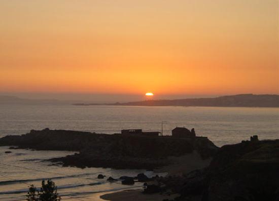 A Lanzada, España: Impresiona