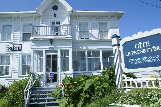 Gite Le Presbytere: the beautiful house