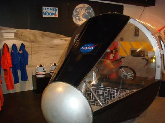 Rocket Play Area - Picture of Powerhouse Science Center