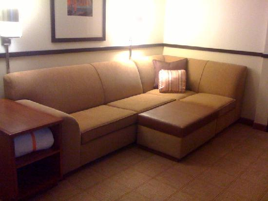 Hyatt Place Nashville/Brentwood: Large sitting area