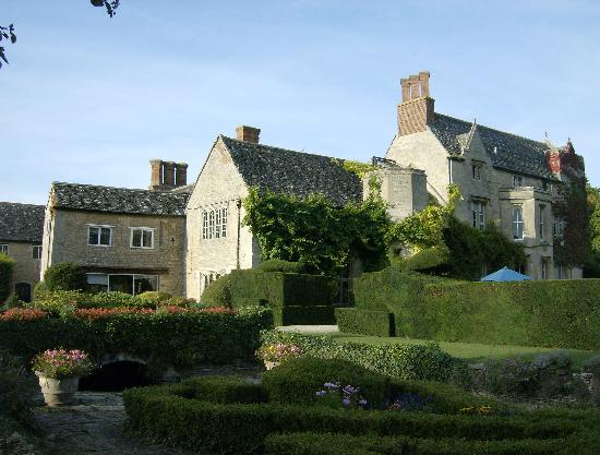 The Manor: The gardens and Manor