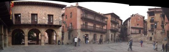 Albarracin, สเปน: Albarracín (Plaza)