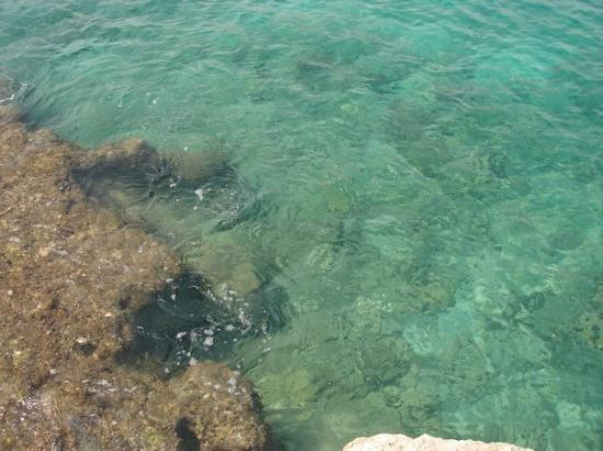 Mersin, Türkiye: the water was AMAZING!!!