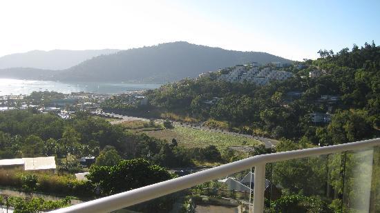 Searene Whitsundays: View from the balcony!