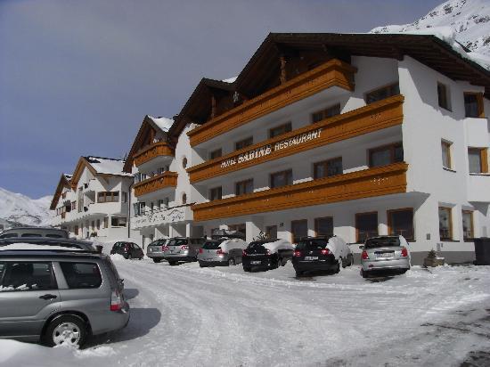 Hotel Sabine: hôtel sabine