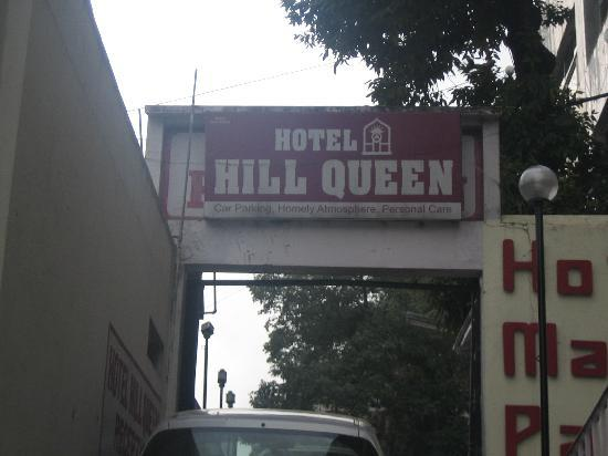 Hotel Hill Queen: View of the Queen Hotel