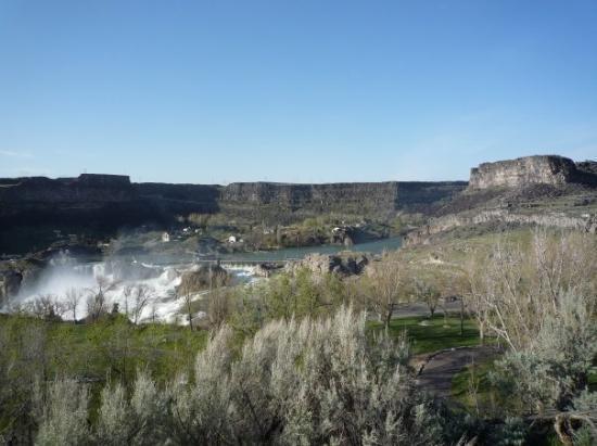 Twin Falls Photo