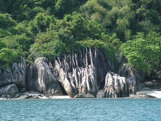 Pulau Tioman, Malaisie : malaysia