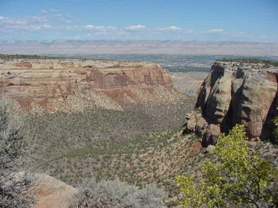 Grand Junction, CO: Colorado National Monument