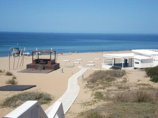 Bikini beach uruguay