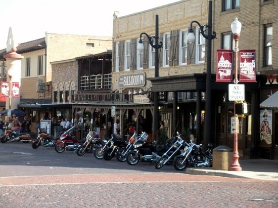 ‪Fort Worth Stockyards National Historic District‬
