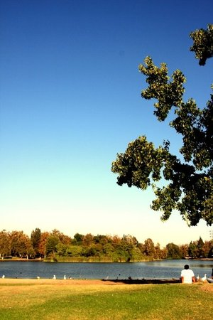 Rosemead, Californië: Legg Lake, CA, United States