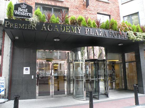 La chambre picture of academy plaza hotel dublin for Chambre hote dublin