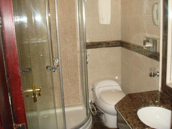 Manazel Al Ain Mercure: toilett