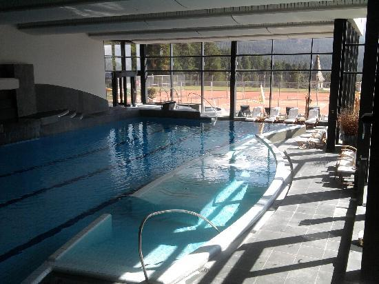 Suvretta House: la piscina