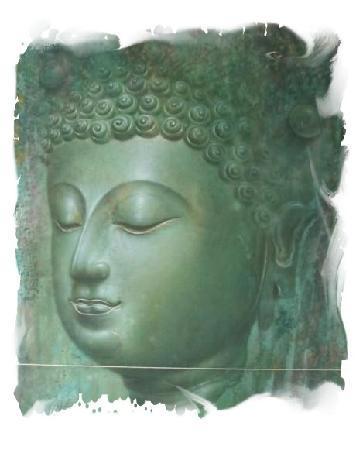 Hotel Lusa: Green Buddha