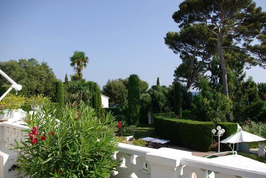 La Villa Mauresque: Un parc romantique en diable
