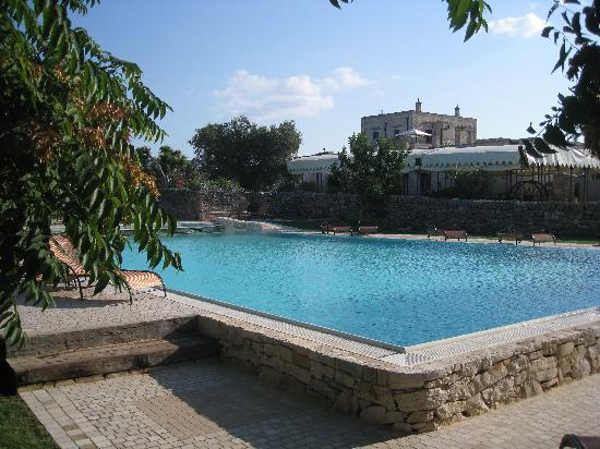 Masseria Bosco: Fabulous swimming pool