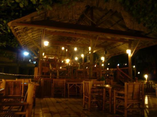 Khanom Hill Resort: Restaurant