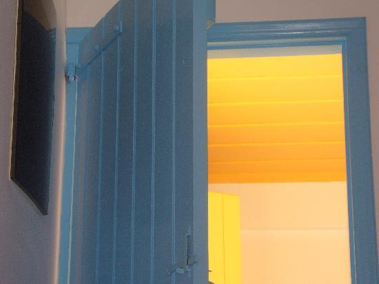 Omiros Hotel: I colori degli interni