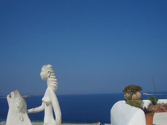 Omiros Hotel: Tra mare e cielo