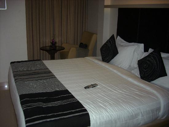 The Oriental Residency: room