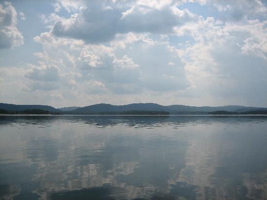 Crystal Springs Resort: Lake Ouachita