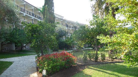 Moraitika, Grecia: Le bâtiment principal