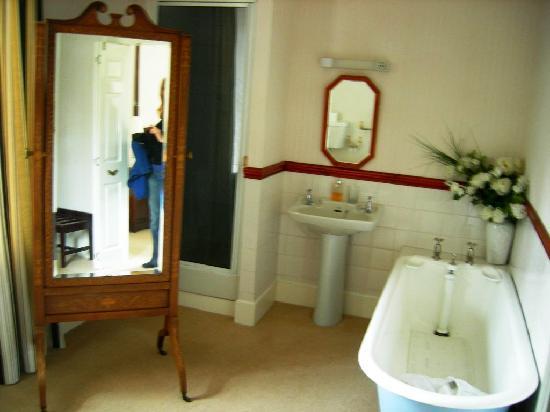 Craigvar: salle de bains