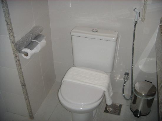 Windsor Leme Hotel: Baño 1
